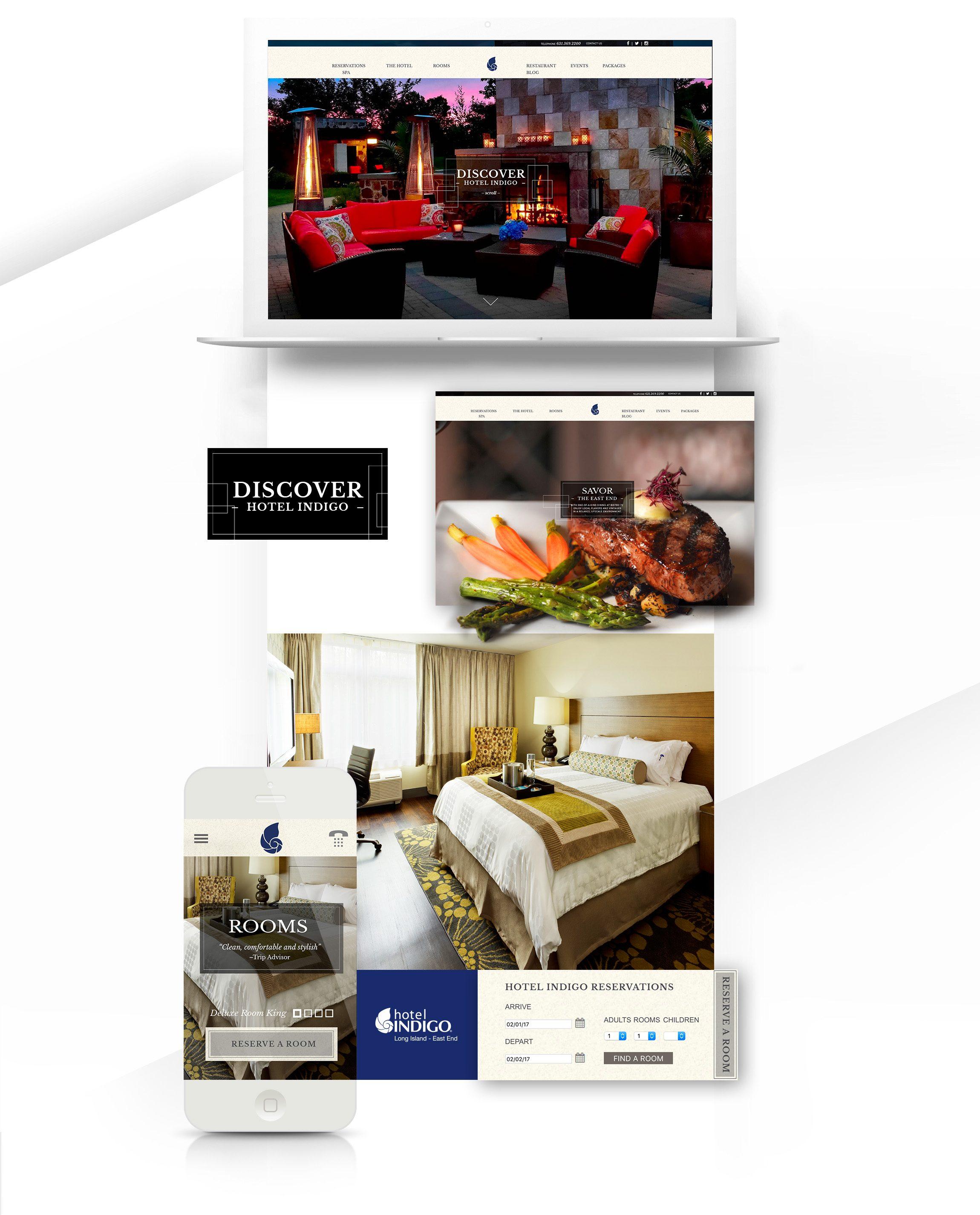 Hotel Indigo Big Idea
